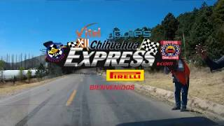 63. The Chihuahua Express
