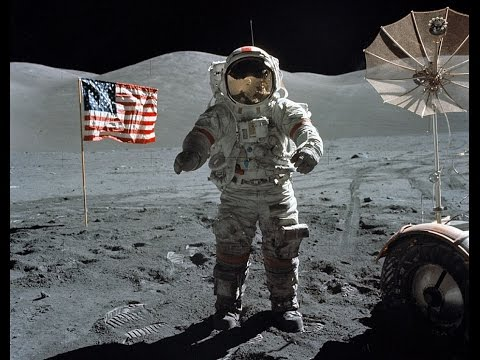 The Story Behind Neil Armstrong and first step on the moon - New Documentary 2015