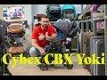 Обзор CBX by Cybex Yoki (прогулочная)