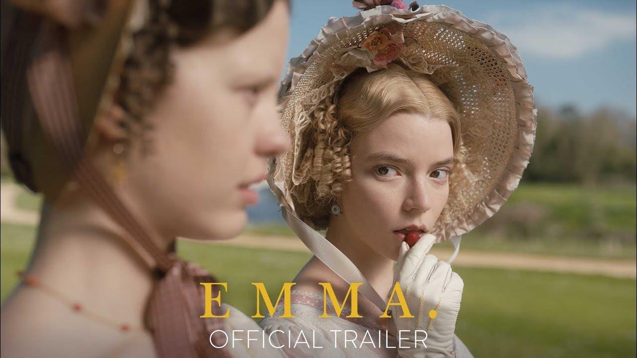 Trailer för Emma.
