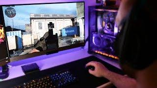 Meine neuen BENQ EX2780Q Gaming Monitore und warum ich mich dafür entschieden habe!