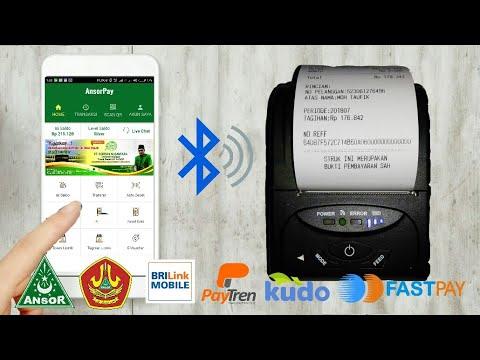 "Cara Cetak ""Struk Transaksi"" Pakai Printer Bluetooth Dari Aplikasi Android"
