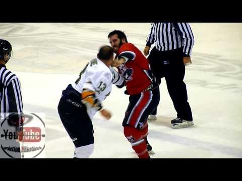 David Chicoine vs. Samuel Grenache
