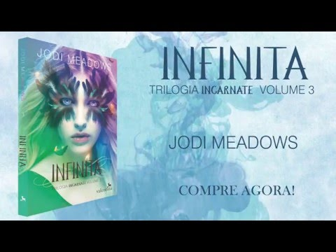 Infinita | Trilogia Incarnate #3 | BookTrailer