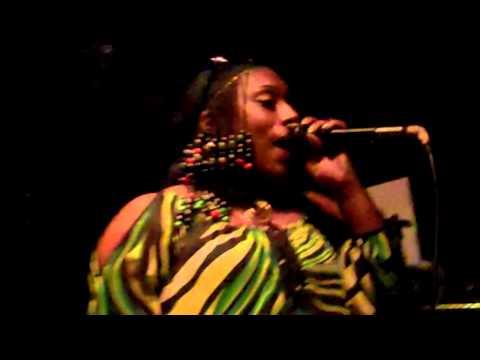 Sistah Beauty live at Reggae Gyal' 3rd Annual International Women's Day Benefit