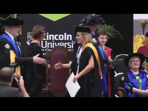 A Celebration of Graduation 2018