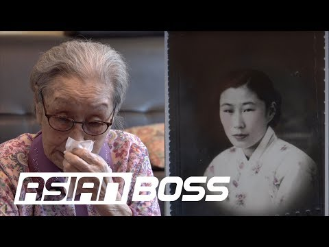 "Thousands upon thousands of women and girls were forced into brutal sexual slavery during WWII, otherwise known as ""comfort women"", here are one of their stories."