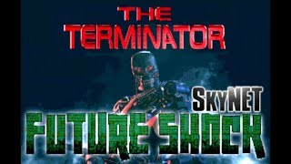 The Terminator: Future Shock + SkyNet DLC (DOS/PC) - Gameplay with HD mod