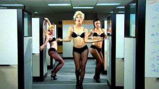 Telephone | The Office Version (Lady Gaga and Beyoncé Spoof)