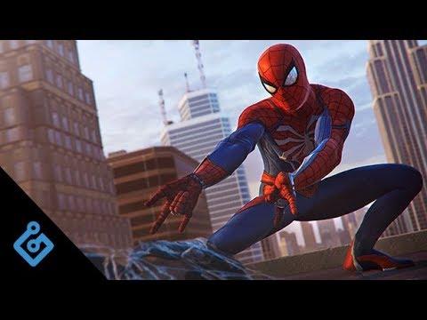 PS4獨佔《蜘蛛人》戰鬥系統解說幕後特輯
