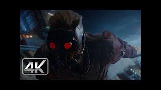 Star Lord Recupera su Walkman LATINO (4k-HD) Guardianes de la Galaxia (2014)