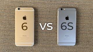 iPhone 6 vs iPhone 6S - Full Comparison