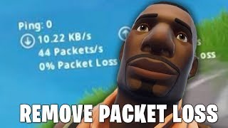 how to fix packet loss fortnite season 9 - TH-Clip