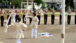 Marching Band Bahana AMG  Peresmian Gedung Baru Oleh Kepala BMKG