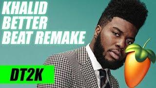 Khalid   Better Beat Remake