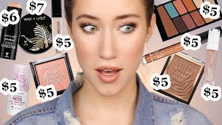 I Tried TONS of Wet n Wild Makeup...