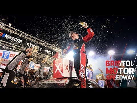 Recap Reddick's win, all the action from Xfinity Series race at Bristol