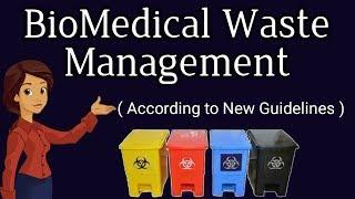 BioMedical waste Management || Hospital Waste Management