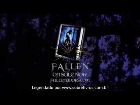 Book Trailer legendado de Fallen (EUA)