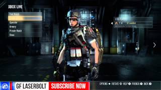 COD Advanced Warfare HOW TO ADD your CLAN TAG