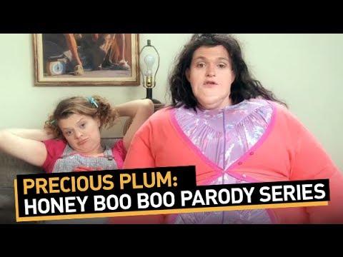 Precious Plum: Honey Boo Boo Parody Series
