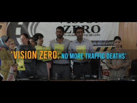 'Vision Zero: No more traffic deaths'