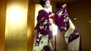 Япония, Танец гейши