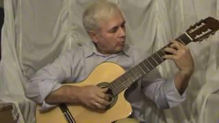 Колокола (А ты опять сегодня не пришла) | Fingerstyle Guitar Cover