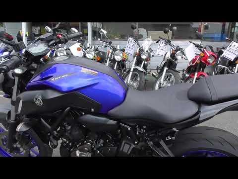 MT-07/ヤマハ 700cc 埼玉県 リバースオートさいたま