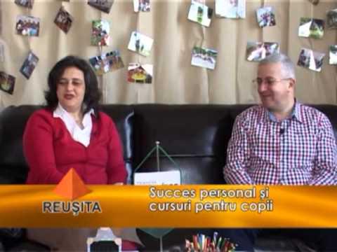 Emisiunea Reușita – Florentina Lungu – 21 martie 2015