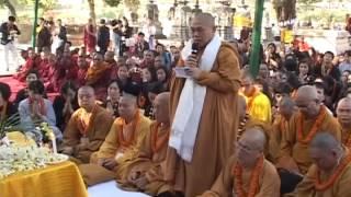 Hành trình lịch sử cung nghinh Xá Lợi Phật từ Ấn Độ về Việt Nam