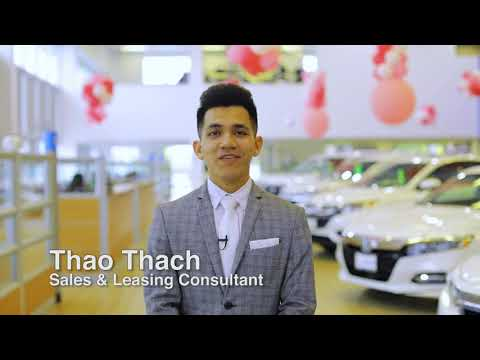 Sales & Leasing Consultant Thao Thach