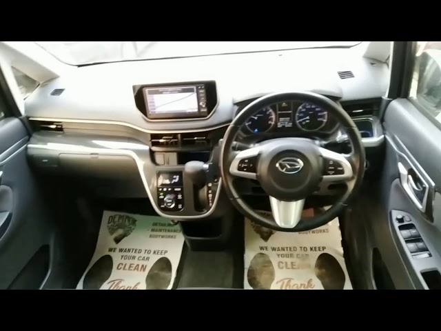 Daihatsu Move Custom RS 2017 for Sale in Lahore