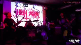 Christ Agony - Devilish Sad (live Sala Babel, 05-04-2015)