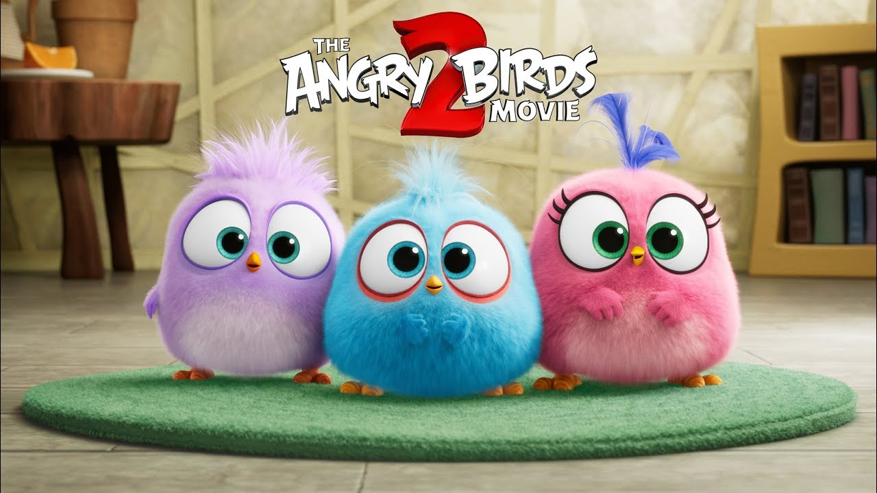 The Angry Birds Movie 2, 2019 -