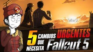 5 Cambios URGENTES que necesitamos para Fallout 5