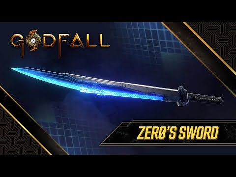 World of Godfall: Zer0's Sword? de GodFall