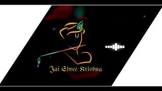 Jai shree krishna whatsapp status - YouTube