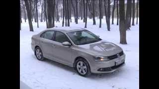 тест-драйв VW Jetta