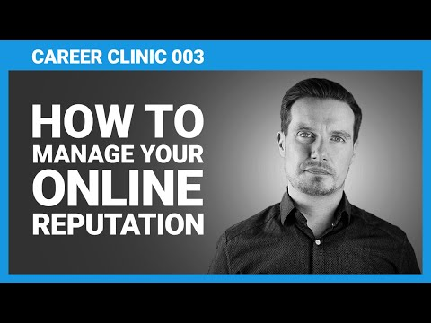 How To Manage Your Online Reputation - 6 Top Tips For Online Reputation Management