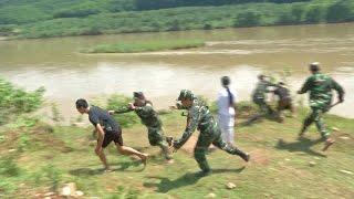 Bộ đội biên phòng Lào Cai bắt giữ 2 đối tượng mua bán người qua biên giới, giải cứu 1 nạn nhân