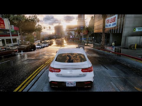 ►GTA 6 NEW 2019 🔥 ULTIMATE REALISTIC GRAPHICS GAMEPLAY! GEFORCE RTX™ 2080 Ti 60 FPS [GTA V ENB MOD]