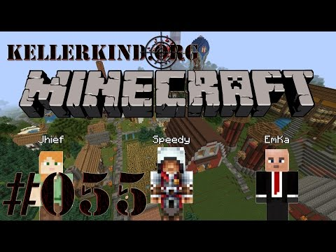 Kellerkind Minecraft SMP [HD] #055 – König der Leiter ★ Let's Play Minecraft
