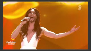 Conchita Wurst - Rise Like A Phoenix at Germany Eurovision Song Contest 2015