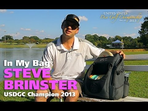Youtube cover image for Steve Brinster: 2013 In the Bag
