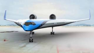 KLM V Plane - How Is This Even Able To Fly Lol?
