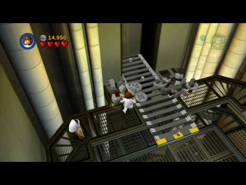 Gameplay de LEGO Star Wars II: The Original Trilogy