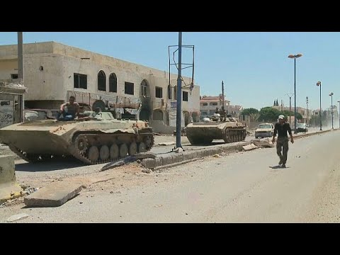 Νέα επιτυχία για τον Άσαντ στη νότια Συρία