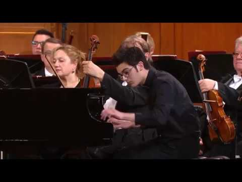S.Nebieridze and A.Malofeev - Lutoslawski - Variations on a Theme by Paganini