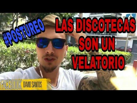 LAS DISCOTECAS SON UN VELATORIO POR CULPA DEL POSTUREO (David Santos)
